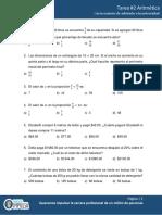 Tarea 2  aritmetica