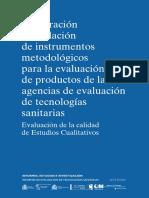 Evaluacion Estudios Cualitativos