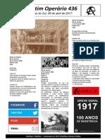 Boletim Operário 436