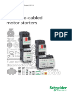 A2 - Open, Pre Cabled Motor Starters_P_EN (Dgcat)