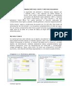 Método Corto y Riguroso- Resumen Artículo