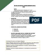 Lavado de activo   y    Unidad Investigadora Financiera.docx