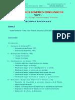 Lecturas Adicionales Para El Curso 3 de Trastornos FF Parte 1 1