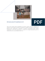 8W banda ancha FM Amplificador de RF.docx