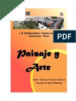 PDF Automatizado Paisaje y Arte
