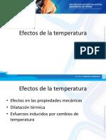 1.5 Efectos de La Temperatura