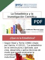Marconi Unidad II Estadistica e Investigación.ppt