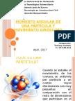 Momento Angular de Una Partícula y Movimiento Giróscopo