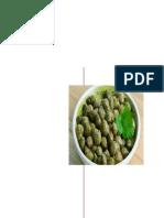 Estudio del cultivo de alcaparra en Perú