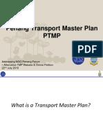 Addressing Penang Forum Alternative TMP