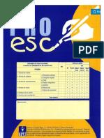 Protocolo Pro Esc