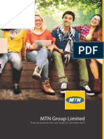 MTN 2015 Financial Report