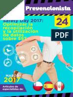 Revista El Prevencionista Ed 24
