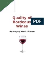 Wine Study Analysis