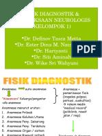 Anamnese & Pemeriksaan Fisik Diagnostik