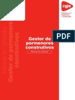 20 - Gerenciador de Detalhes Construtivos - Manual Do Usuário