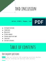 565r inclusion inquiry