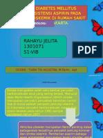 PPT Farmakoepidemiologi Aspirin