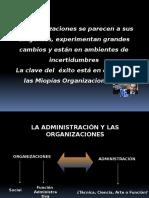 Las Teorias Administrativas Curso