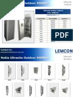 Nokia Ultrasite Outdoor 900mhz