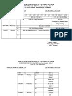 II Class Test April.101213 2017 New Scheme