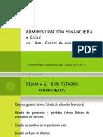Ad Fin Sem 2 Los Estados Financieros Pptx