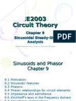 09 Sinusoidal Steady State Analysis
