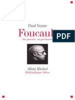 Foucault - Paul Veyne