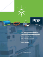 Catalogo Agilent 2010