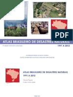 Atlas Parana Desastres Naturais