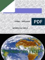 meteorizacion de suelos