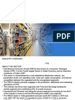Ppt on Fmcg Industry