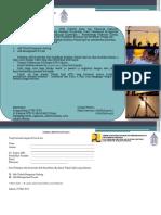 Brosur & Form Pendaftaran Pelatihan (2)