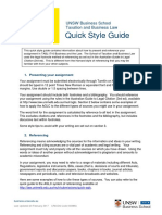 TABL 1710 - Quick Style Guide (1)