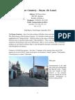 Kishinev Do Yn a Report