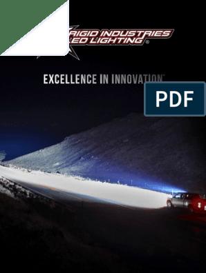 RIGID INDUSTRIES 60211 D-SERIES DUALLY MARINE GRADE LED FLOOD LIGHT-PAIR