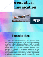 Aeronautical Communication Ppt