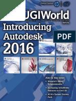 AUGIWorld April 2015 Issue