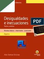 Desigualdades e Inecuaciones - Aldo Salinas