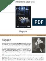 Tailleferre _ Biographie