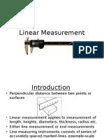 Linear Measurement123