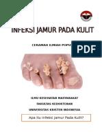 Infeksi Jamur Pada Kulit (Flipchart)