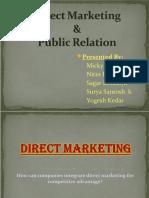 Direct Marketing Channels & Case