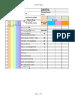 Process CE Matrix