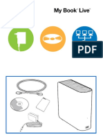 WD MyBookLive 1TB Quick Install Guide - English