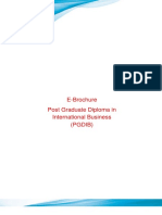 Prospectus PGDIB