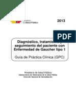 Gpc Gaucher 2013