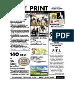 July 18 2010 Newsletter