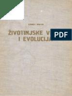 Životinjske Vrste i Evolucija [Ernst Mayr]