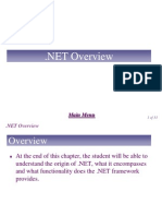 Chapter 1 - .NET Overview